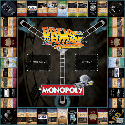 02 BttF Monopoly Board Small
