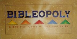 Biblopoly 1991 box ver 2