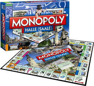 Monopoly halle saale