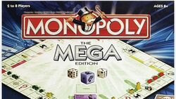 Monopoly Mega Box