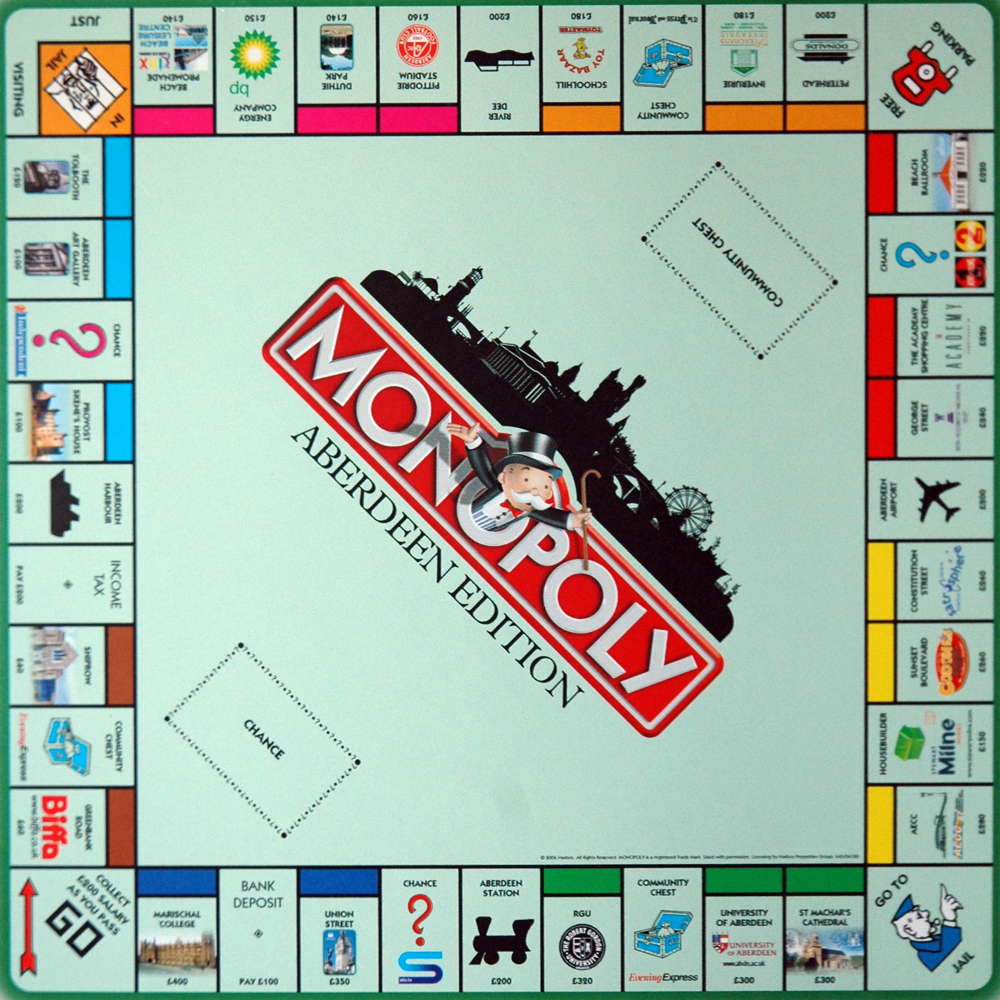 monopoly indian examples