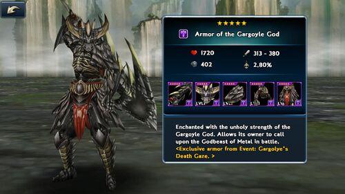 GargoyleArmor