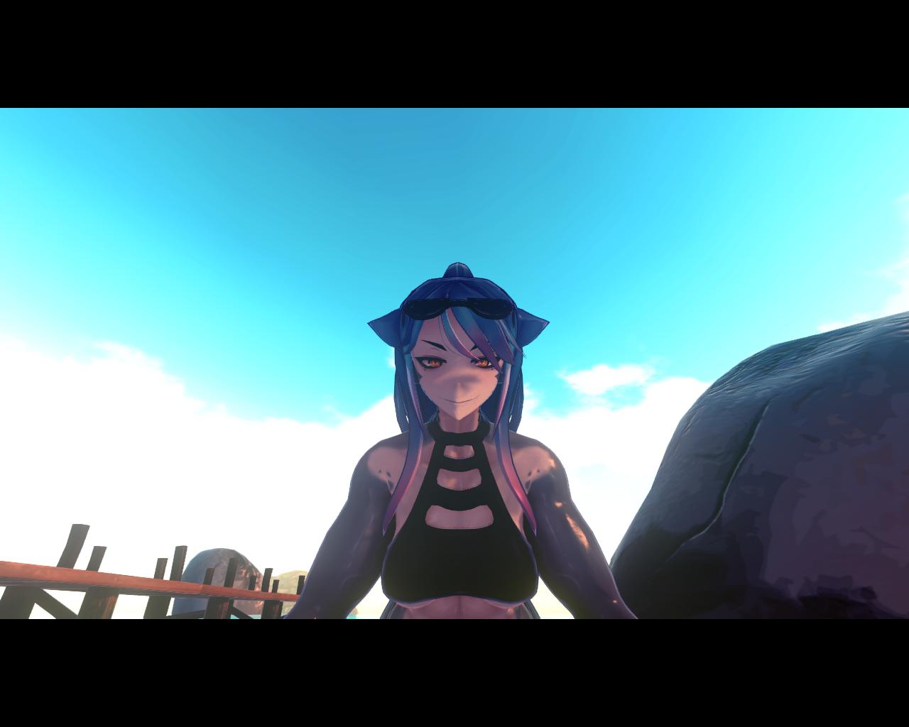 monster girl island download