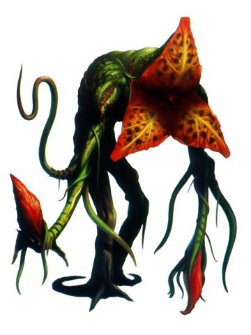 Ivy monster wiki fandom powered by wikia for Plante 42 resident evil