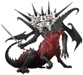 Satan - Monster Wiki - a reason to leave the closet closed ...