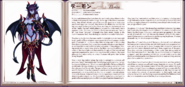 Demon book profile