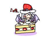 Strawberry Mari Cake