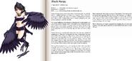 Black Harpy book profile