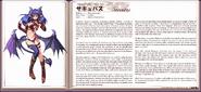 Succubus book profile