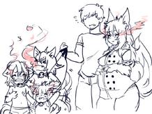 Hellhound Family