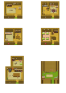 340 - Harpy Village Indoors