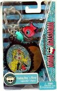 Freakey Ring - Lagoona box stockphoto