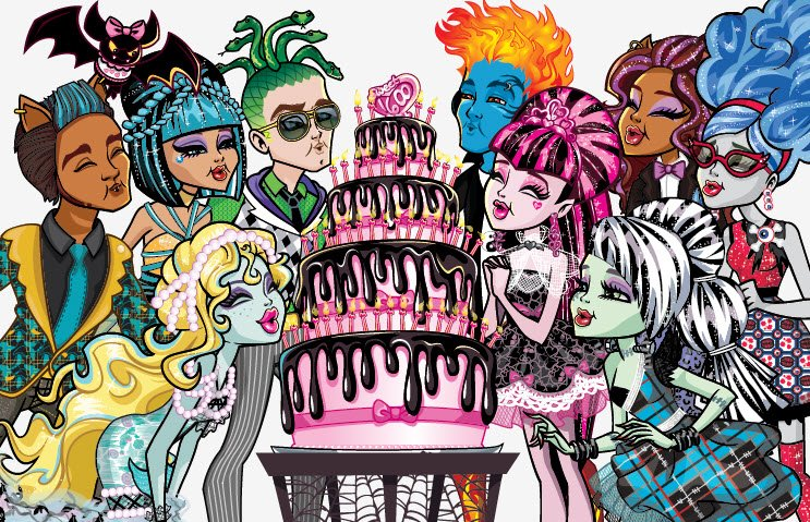 monster high coloring pages - Căutare Google | Monster coloring ... | 479x743