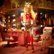 Diorama - Clawdia's here