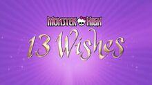 13 Wishes - main