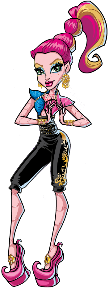 Gigi Grant  Monster High Wiki  FANDOM powered by Wikia
