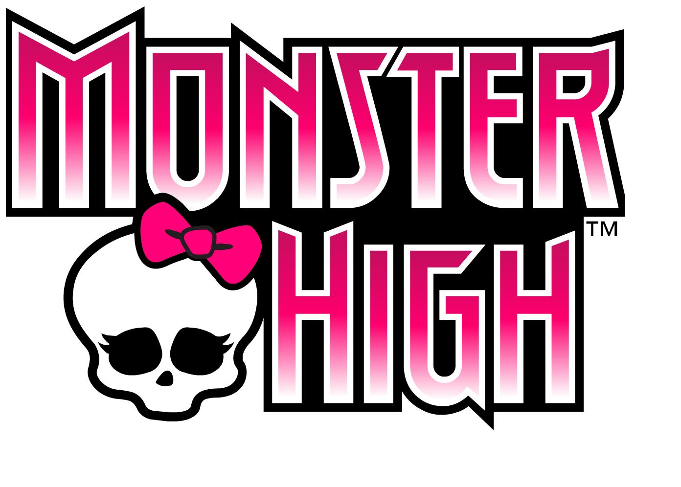 Znalezione obrazy dla zapytania logo monster high