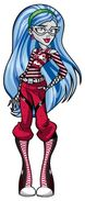 Profile art - Basic Ghoulia IX