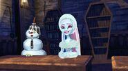Ghouls Rule - snow-Frankie