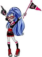 Profile art - GMHT!!! Ghoulia