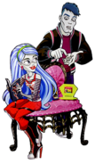 Ghoulia and Slowmo