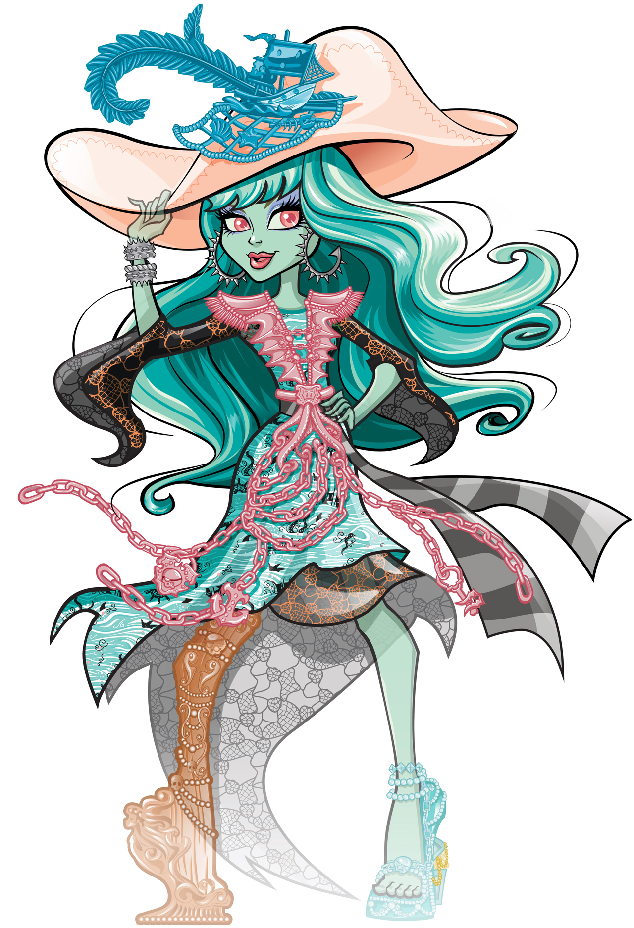 Vandala Doubloons | Monster High Wiki | Fandom powered by ... - photo#37