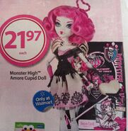 Walmart advertisement - Amore Cupid