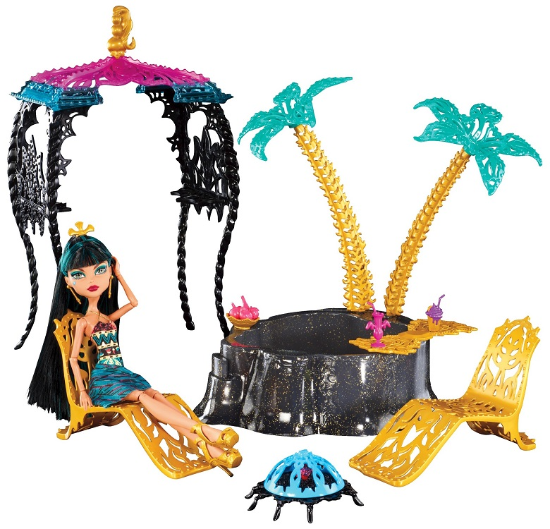 Speaking, recommend Monster high 13 wishes dolls