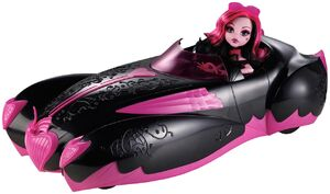 Doll stockphotography - SSP Roadster