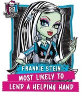 Facebook - Most Likely To Frankie