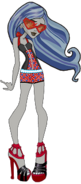 Ghoulia yelps gloom beach