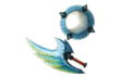 MH4-Sword and Shield Render 028