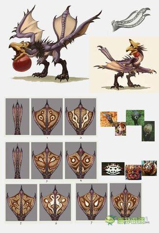 File:MHOL-沙雷鳥 Concept Artwork 006.jpg