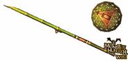 Bamboo Gunlance