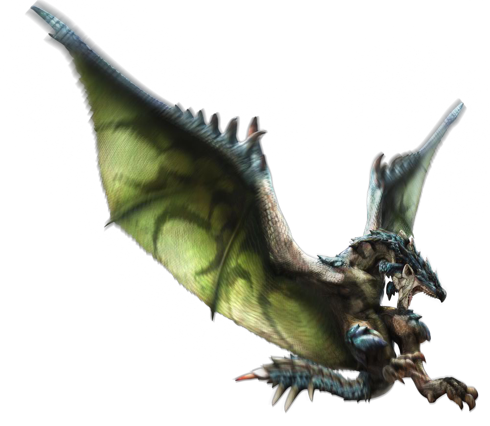 Azure Rathalos | Monster Hunter Wiki | Fandom powered by Wikia