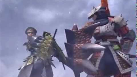 Monster Hunter Freedom Unite - MHF2 Opening