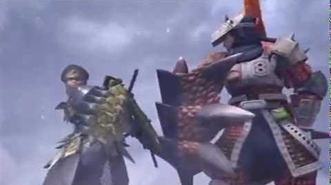 Monster Hunter Freedom Unite - MHF2 Opening