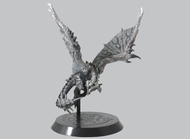 File:Capcom Figure Builder Volume 5 Silver Rathalos.jpg