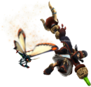 MHGen-Insect Glaive Equipment Render 001