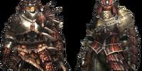 EX Rathalos Armor (Gunner) (MH4U)
