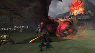 MH4U-Teostra Screenshot 011