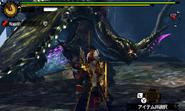 MH4U-Chaotic Gore Magala Screenshot 002