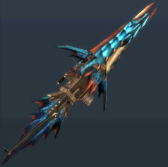 MH3U-Light Bowgun Render 024