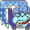 MH3U-Lucent Nargacuga Icon