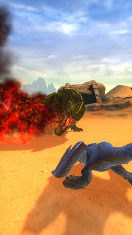 File:MHSP-Savage Deviljho and Nargacuga Screenshot 001.jpg