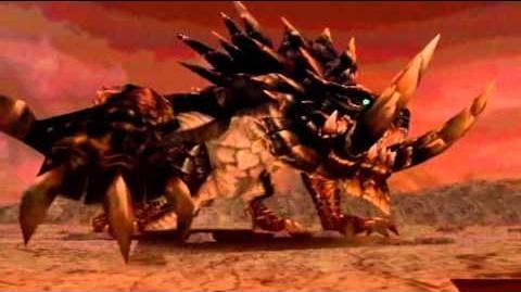 """Monster Hunter Freedom Unite -- """"Tyrannical Roar"""" (Akantor Intro)"""