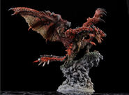 Capcom Figure Builder Creator's Model Rathalos 002