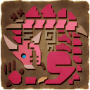 File:FrontierGen-Pink Rathian Icon 02.png