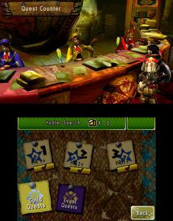 MH4U-Guild Quests Screenshot 003