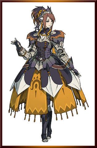 File:MHGen-Dreadqueen Rathian Armor (Female) Concept Art 001.jpg